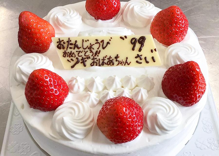 ホールケーキ(事前にご相談ください)
